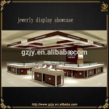 Jewelry Shop Decoration High Profile Display Jewelry With Jewelry Shop Decoration In