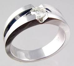Tungsten Carbide Mens Wedding Rings by Women And Men Wedding Rings Tungsten Rikof Com