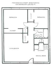 two bedroom two bath floor plans 2 bed house plans chronicmessenger com