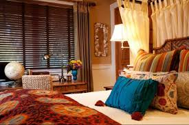 Creating A Bohemian Bedroom Ideas  Inspiration - Bohemian bedroom design