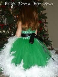 santa baby christmas tutu dress in kelly green christmas tutu
