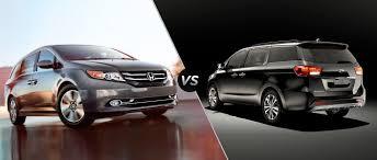 honda odyssey cars and motorcycles pinterest honda odyssey a tail of two minivans 2015 honda odyssey vs 2015 kia sedona