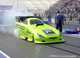drag racing list 50th nhra u s nationals indy 2004 funny car 2