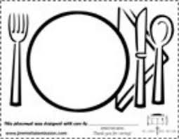 coloring placemats jimmie hale project placemats color mail in for