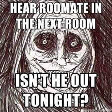 Shadowlurker Meme - horrifying house guest shadowlurker know your meme