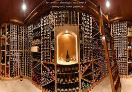 discover wine storage racks and cellars by interior design accents