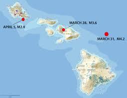 Honolulu Airport Map Hawaiian Volcano Observatory