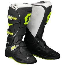 scott motocross helmet boot mx scott 550
