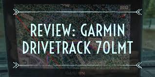 garmin drivetrack 70 u2013 in depth pro guide review garmin blog