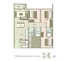 A Floor Plan by Review For Glomac Centro Bandar Utama Propsocial