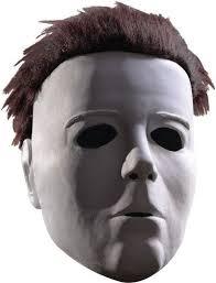 Halloween Costumes Mask Halloween Michael Myers 3 4 Costume Mask Wig Halloween