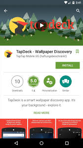 Inswall Wallpapers by Tapdeck Is A Beautiful Live Wallpaper That Adapts To Your Taste In