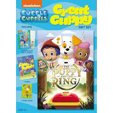 bubble guppies puppy ring guppy gift target