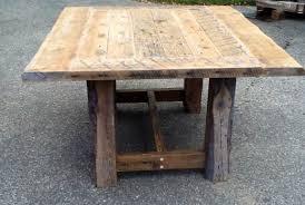 furniture kitchen tables fascinating barnwood kitchen table furniture fence row