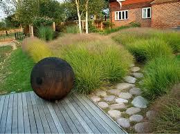 stipa arundinacea hardscaping ornamental grasses landscaping