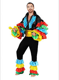 mens costume samba dancer men s costume maskworld