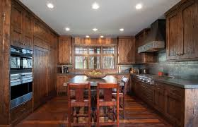 kitchen paneling ideas wood floors decorating ideas kitchen rustic with wood
