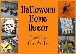 halloween home decor that you can make fairfield world blog
