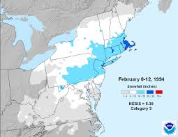 Worst Snowstorms In History February Weather History