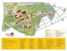 Harvard Campus Map Directions U0026 Parking College Of Performing Arts Rowan University