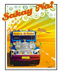 jeepney drawing sakay na by iakobos on deviantart