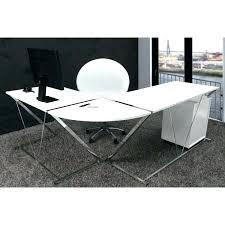 achat bureau d angle chaise laque blanc bureau disign free bureau d angle big work laqu