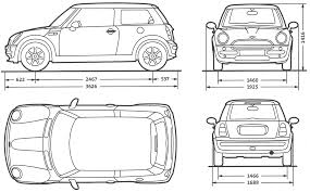 nissan skyline drawing outline orthographic drawing of 458 cars pinterest orthographic