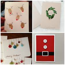 22 diy christmas cards that deliver more holiday cheer than store