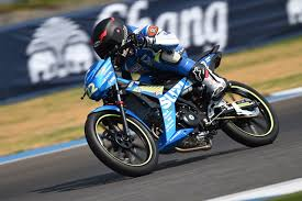 Challenge Asian Another Podium Finish For Team Suzuki Pilipinas At 2 Of The