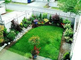 back yard garden design front yard rock garden landscaping ideas