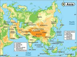 map us landforms southwest asia physical map asia landforms map mexico map with 550