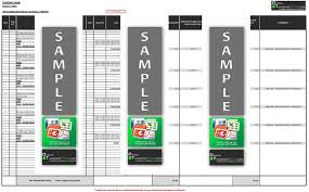 Engineering Excel Templates Contruction Templates Construction Document Templates