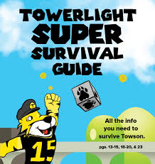 towson peoplesoft the towerlight u0027s super survival guide