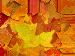 halloween fall repeating background fall leaf background wallpapersafari