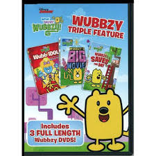wow wow wubbzy wubbzy triple feature wubb idol wubbzy u0027s big