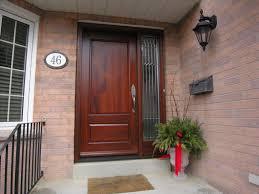 modern aluminum front door with sidelights most popular