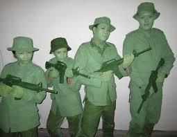 Toy Soldier Halloween Costume Army Men Burburchan U2013 Whim