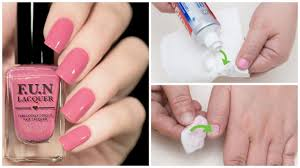 amazing ways to remove nail polish without using remover