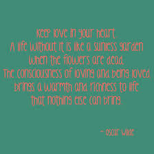 wedding quotes oscar wilde inspiration mondays keep in your heart mango muse events
