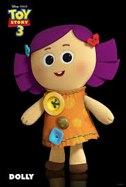 meet toy story 3 characters dolly pricklepants