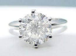 3 carat engagement ring three carat ring cut 3 carat