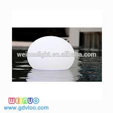 floating pool ball lights solar power illuminated led floating pool ball light outdoor garden