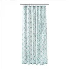 Teal Ruffle Shower Curtain by Bathroom Fabulous Extra Long Hotel Shower Curtain Navy Shower
