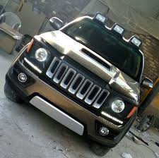 modified jeep 2017 toyota fortuner modified to look like a jeep renegade gallery update