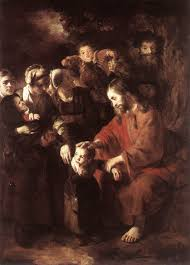 jesus blesses little children u2013 art and the lectionary