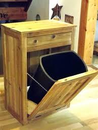 trash can cabinet insert trash cabinet drawer trash can cabinet drawer insert ideas trash