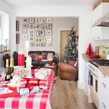 christmas fabulous christmas kitchen image inspirations
