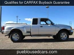 2001 ford ranger extended cab 4x4 2001 ford ranger xlt ext cab 4x4 side xlt used cars pueblo