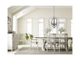 Legacy Dining Room Furniture Legacy Classic Brookhaven Trestle Table With 2 Leaves Belfort