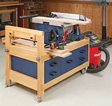 workbenches carts u0026 stands woodsmith plans